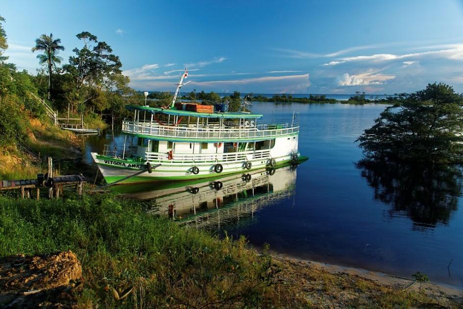 Croisière en Amazonie brésilienne sur le Rio Negro