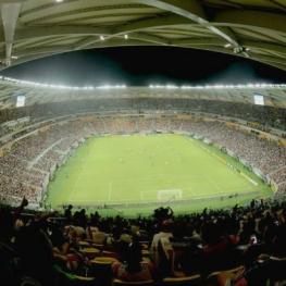Manaus, ville hôte des Jeux Olympiques