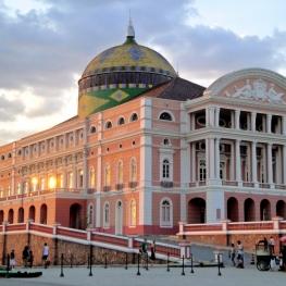 Un séjour à Manaus