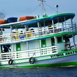 croisière en Amazonie hamac
