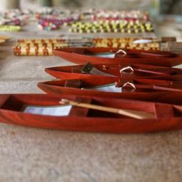 artisanat indien barré