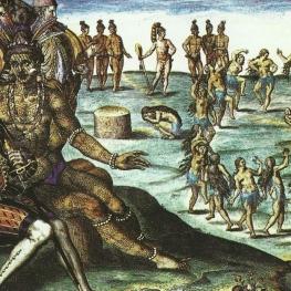 L'Amazonie ou l'historique rencontre de deux mondes