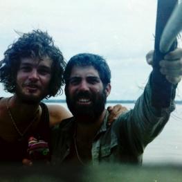 traversée de l'Amazone