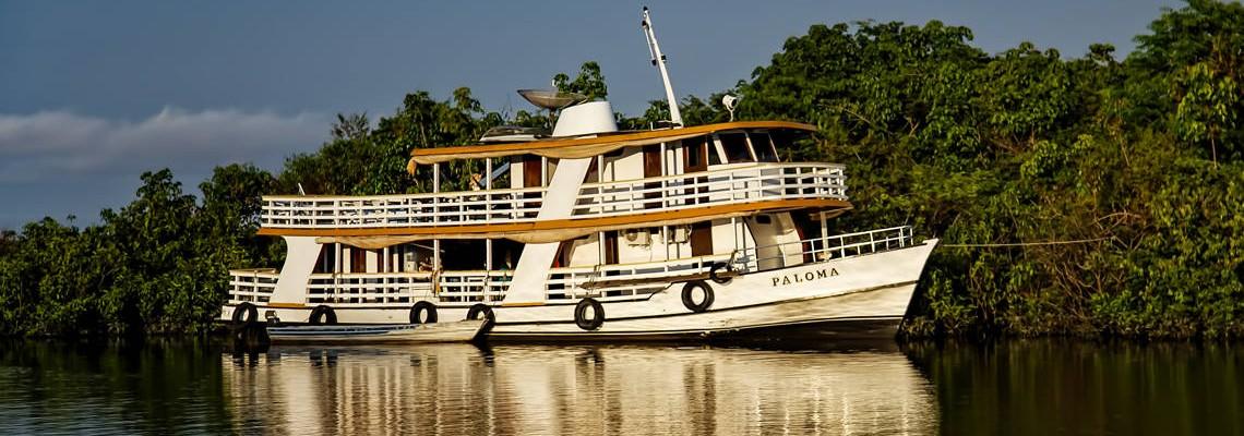 croisière confort en Amazonie