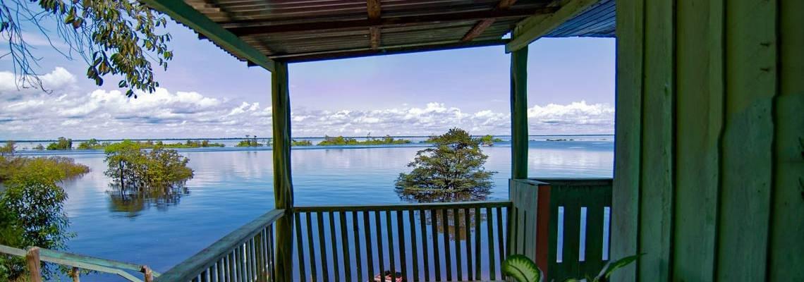 séjour chez l'habitant en Amazonie