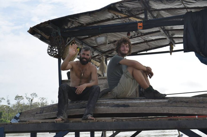 Découverte Amazonie