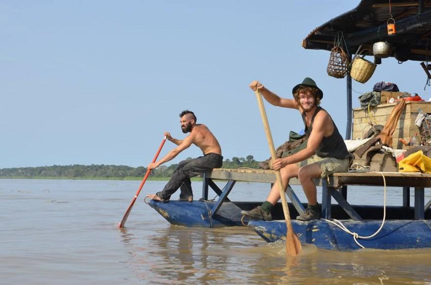 Aventure Amazonie