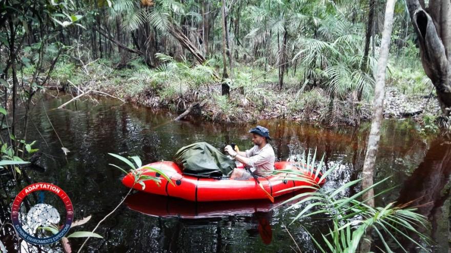 L'exploration de Christian Clot en Amazonie